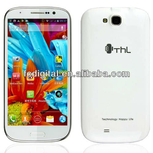 "ROM 16GB cellphone, 5.0"" FHD Screen cellphone,MT6589 Quad Core Android 4.2,12+5MP FHD CMOS Camera"
