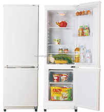 Customed size manual defrost refrigerator with lock