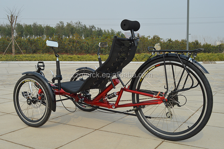 folding recumbent trike for sale
