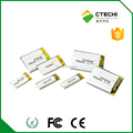 302030 Battery 3.7V 120mAh Rechargeable Li-Polymer Battery from china factory