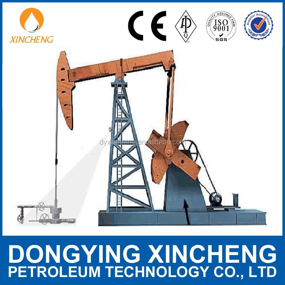 hot sale oil well API pumping unit