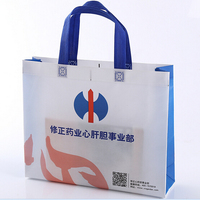 Environmental friendly non-woven bags/plastic shopping bags/Bag printing as per customer requirements