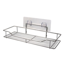Promotional creative simple design wall mounted stainless steel commercial kitchen storage <strong>shelf</strong>
