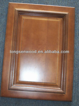 Chinese Maple Cabinet Door