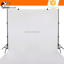 3m*3m White Muslin Photographic Backdrops chromakey backdrop
