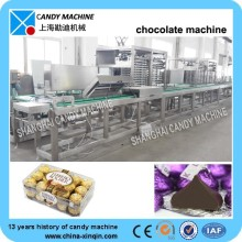 Chocolate making equipment