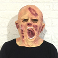 CE certificate halloween horror Head Mask