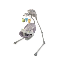 Simple Sway LX Multi-Direction Baby swing cradle with electric toys(Model TY801)