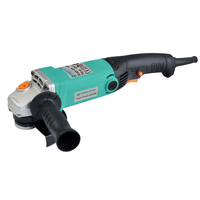 Power Action powerful electric angle grinder 125mm 1050W