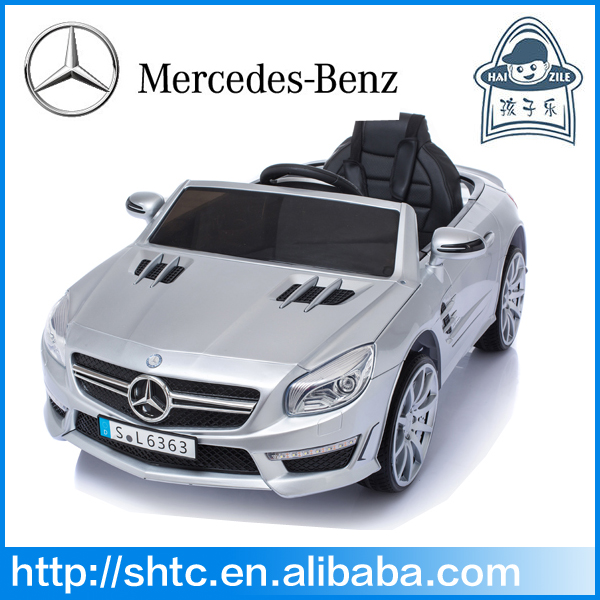 Licensed Benz SL63 3 wheel car