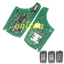 Chevrolet 2 Button remote control with 315MHZ with 46 chip remote key with 315MHZ with 7946 chip used for 2;3;3+1button key kias