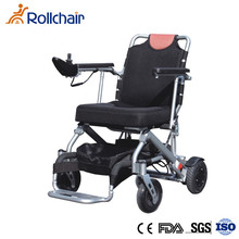 Hot sale Foldable Power Electric Wheelchair Motor For Elder People SC-EW06