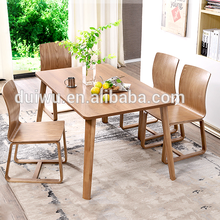 China golden supplier customized size accepted kerala wood table dining furniture