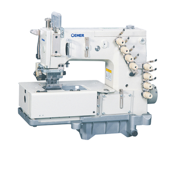 good service cheap 4 needle sewing machine in dubai for waistband with independ low puller