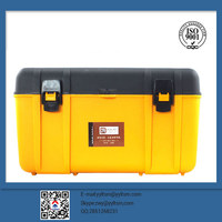 Top sale cheapest plastic tool box / plastic cases for storing of the instrument or tool sets