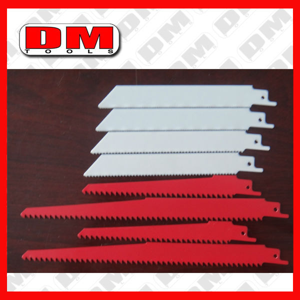 HSS Bi-metal Reciprocating Saw Blades For Metal and Nail