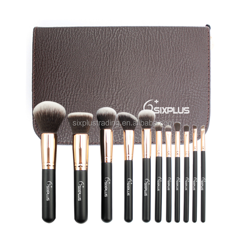 Luxury Cosmetic Personalized Makeup Brushes High Quality Custom Logo Personalized Makeup Brushes