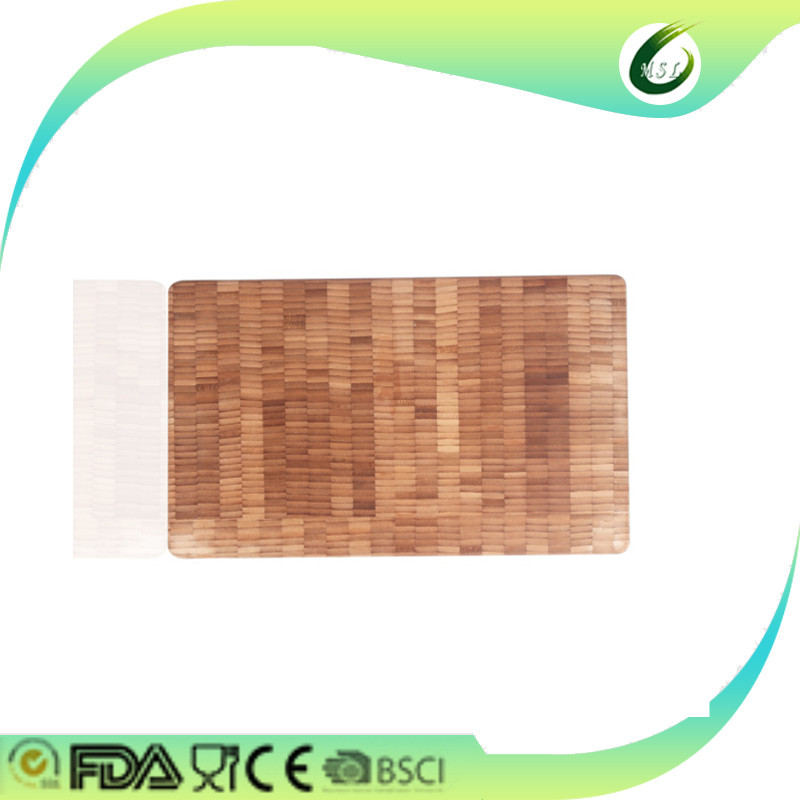 hot sale plastic wooden cutting board