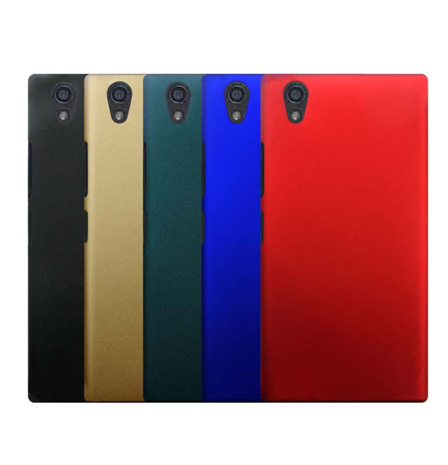 Top quality dull polish phone case for lenovo P70 ,back cover for lenovo P70