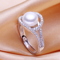 925 Sterling Silver White Latest Designs