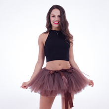 Manufacturers supply puffy short Tutu skirt for pretty lady short tulle skirts summerstyle super mini dress