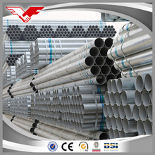 Good price galvanized weight of gi pipe coating thick of china exporter