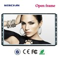 21.5 inch open frame indoor bus lcd screen ceiling or shelf mount high definition pos monitor