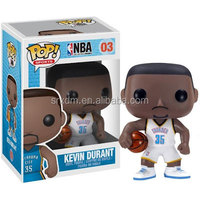 OEM high quality cartoon vinyl toy Kevin Funko 3.75 inches pop human athelet