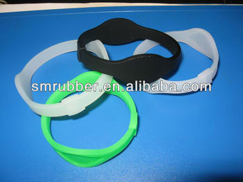 Custom Moulded Silicone Rubber Sleeve Bushing