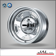 Special Design Chrome Steel Wheels 4x4 Offroad Sport Racing Car Rims