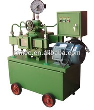 Pipe water pressure test machine