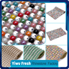24x40cm Beautiful Ceramic Crystal Rhinestone Mesh