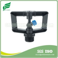 Plastic damping micro sprinkler home garen vegetable banana