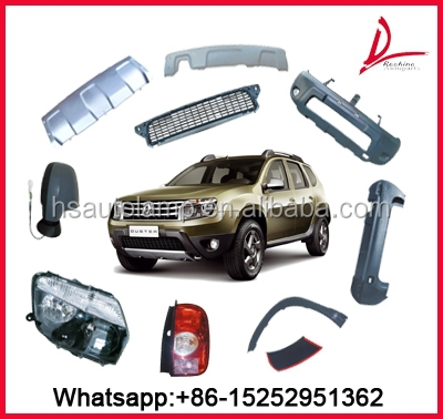 Renault Duster Body Kit / Dacia Duster Fender Flare 788A33613R 788A24426R