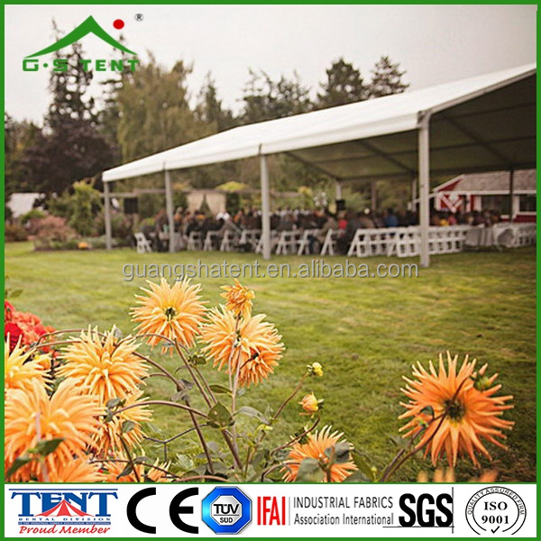 F custom promotional clear span tent business opportunities in china