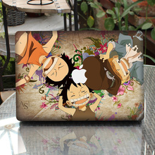 One Piece Cartoon Laptop Cover/Decal Stickers For Macbooks Laptop Lid Cover
