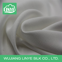 Wujiang Linye 75D polyester slub bamboo joints fabric for shirt