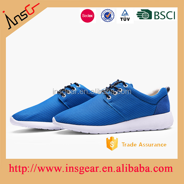 light soft men genuine leather sport style safety national sport shoes