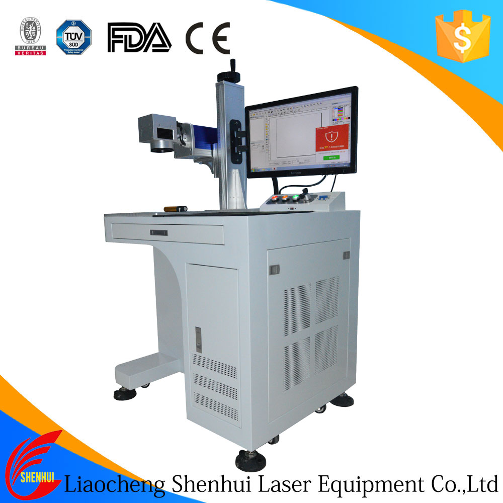 shenhui cnc fiber marking machine