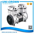 UN-300VH 740torr 5.31CFM 1HP oil-less vacuum pump ac