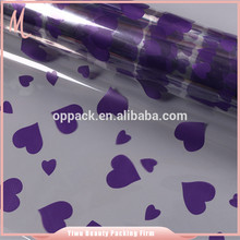 10 years production experience Eco-friendly factory wholesale self-adhesive clear plastic film.colored plastic film