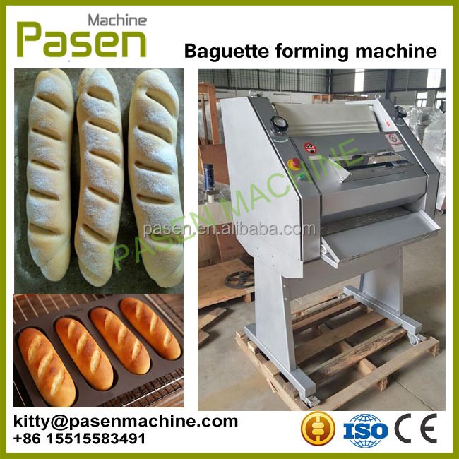 Bakery forming bread machine / Baguette machine / Dough moulder