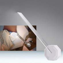 Modern Night Stand Lamp Rechargeable Room Light Portable Led Bed Headboard Reading Light