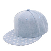 China supplier custom printed brims snapback sport hip hop cap hat with workouts and outdoor activities