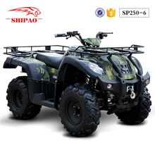 SP250-6 Shipao most speed cool sports atv 250cc
