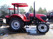 Sunshade Roof Model,75hp 4WD Farm tractor DQ 754