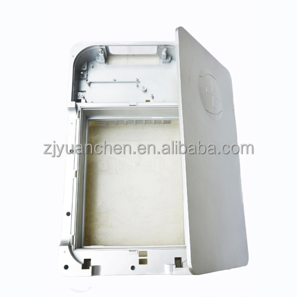 Custom design injection molding air cleaner plastic cover mould