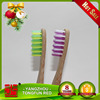 Private Label Fancy FDA Approved Biodegradable Bamboo Toothbrush