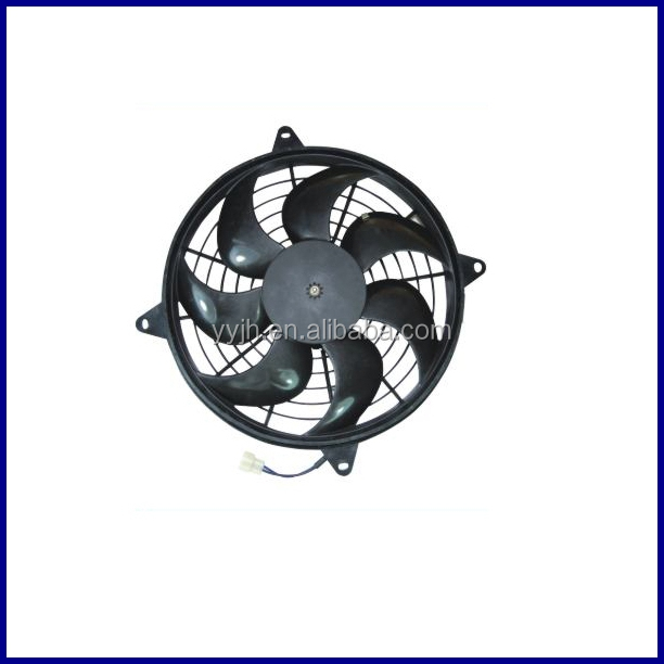 Car air condenser fans,Excellent performance 24 volt condenser fan, bus air conditioner condenser fans