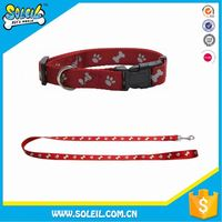 Top Grade Nylon Dog Collars With Bow